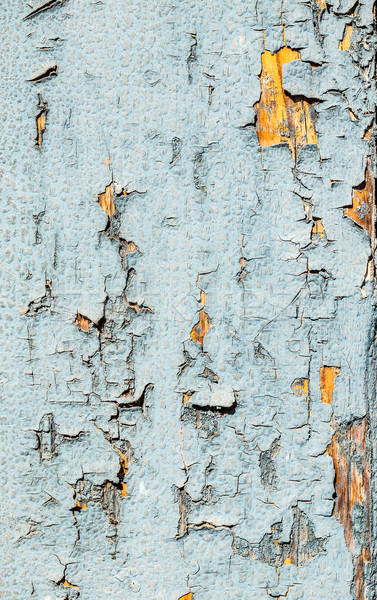 Geschilderd haveloos hout oppervlak muur achtergrond Stockfoto © grafvision