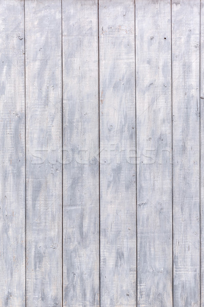 White painted wooden lining boards  Stock photo © grafvision
