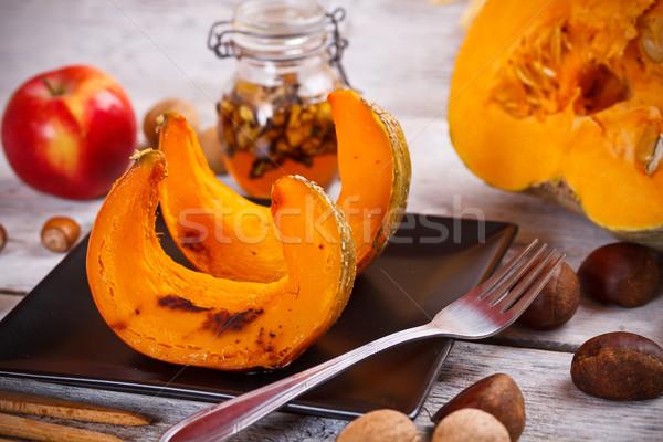 Autumn delicatesse Stock photo © grafvision