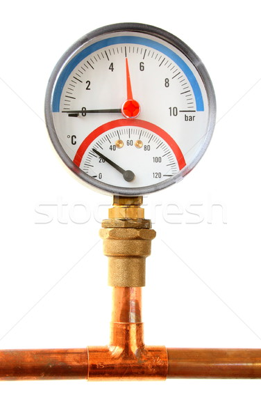 manometer Stock photo © grafvision