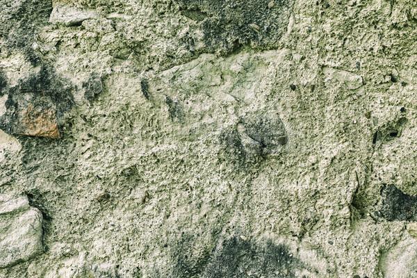 Grunge cement muur oude pleisterwerk Stockfoto © grafvision