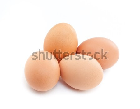 eggs isolated Stock photo © grafvision