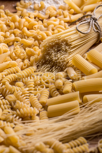 Pasta Stock photo © grafvision