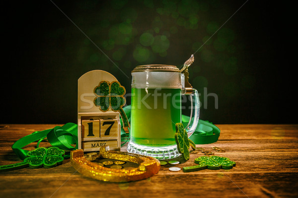Background for St. Patrick's Day  Stock photo © grafvision