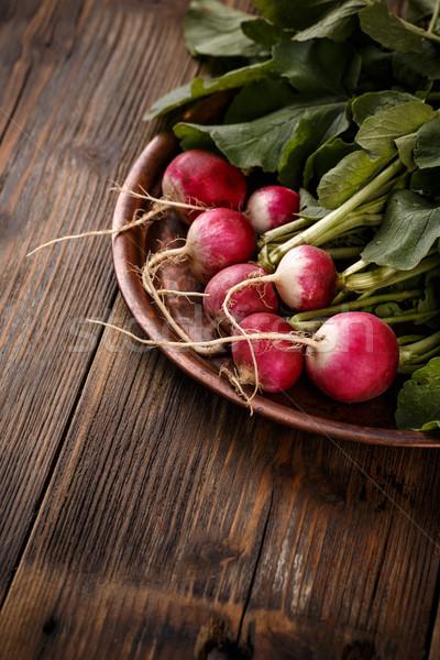 小 庭園 素朴な スタイル 食品 ストックフォト © grafvision