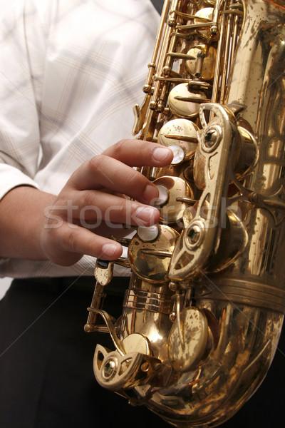 jazz Stock photo © grafvision