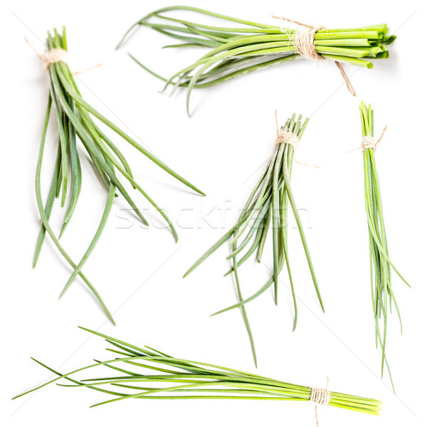 Fresh chives Stock photo © grafvision