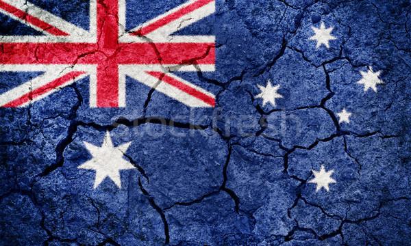 Commonwealth of Australia flag Stock photo © grafvision