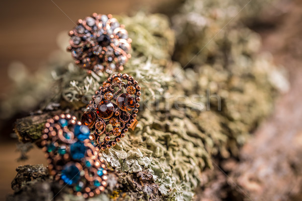 Simple ringlets  Stock photo © grafvision