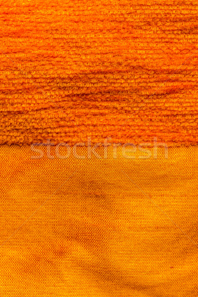Silk and cotton striped drape Stock photo © grafvision