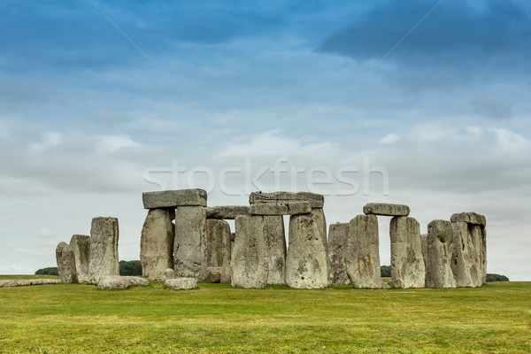 Stonehenge Stock photo © grafvision