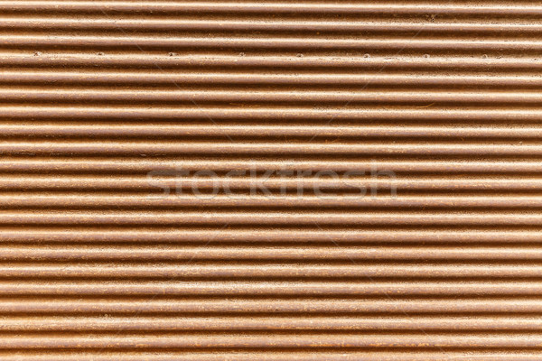 Corrugated metal background Stock photo © grafvision