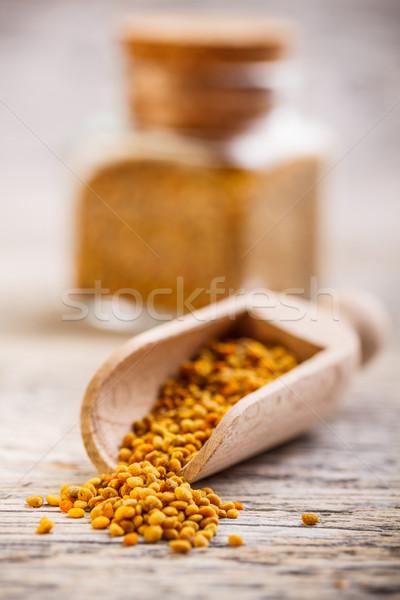Bee pollen  Stock photo © grafvision