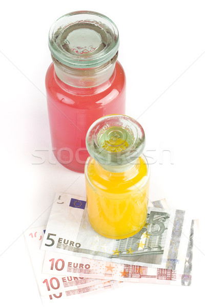 medication cost Stock photo © grafvision