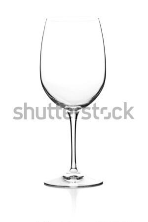 Empty glass  Stock photo © grafvision