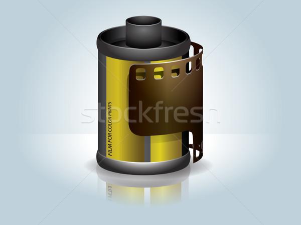 Camera roll film Stock photo © graphit