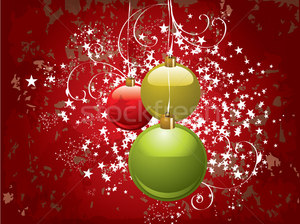 Christmas Wallpaper Stock photo © graphit