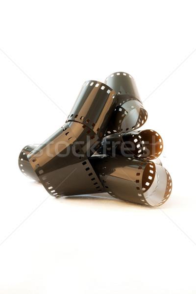 Photography Filmstrip Roll Stock photo © grasycho