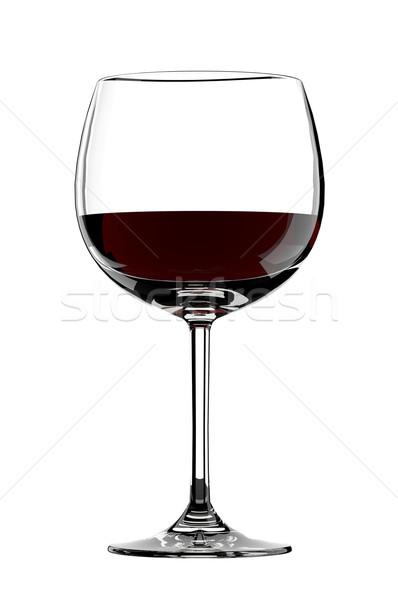 стекла белый вино пить жидкость Сток-фото © gravityimaging