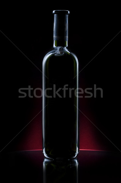 Wine bottle Stock photo © gravityimaging