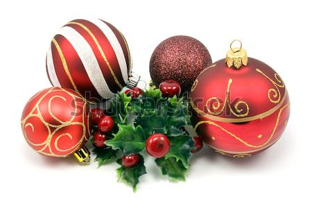 winter holiday decoration  Stock photo © Grazvydas