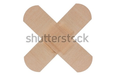 First aid plaster Stock photo © Grazvydas