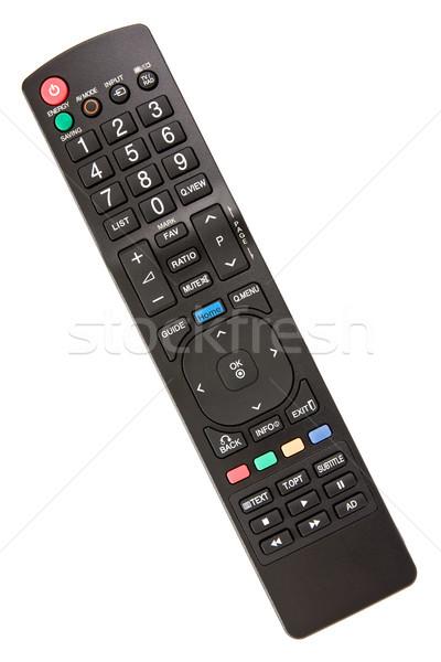TV remote control Stock photo © Grazvydas