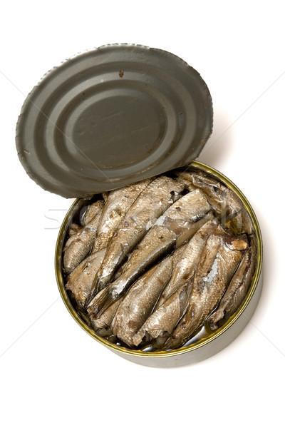 Sprat fish Stock photo © Grazvydas
