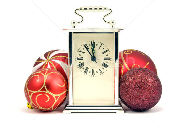 five minutes to midnight Stock photo © Grazvydas