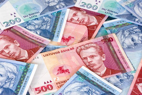 Banknotes Stock photo © Grazvydas