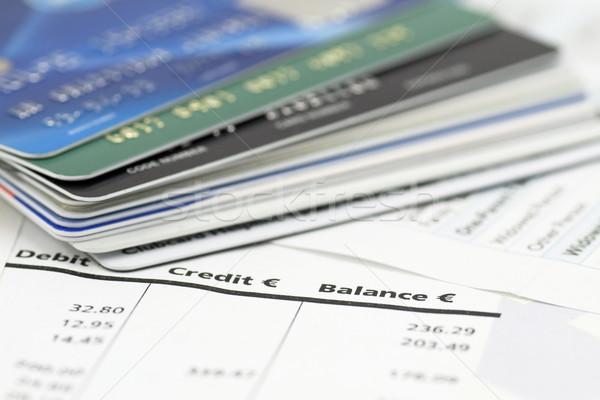 banking expenses Stock photo © Grazvydas