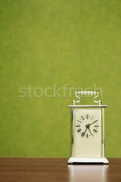 Old-fashioned clock Stock photo © Grazvydas