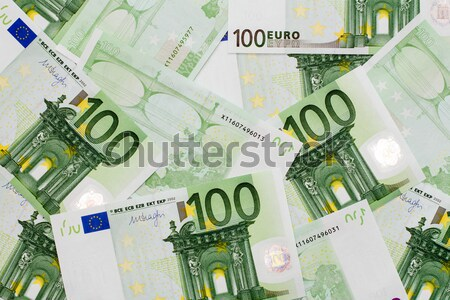 banknotes of euro currency Stock photo © Grazvydas