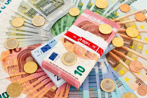Euro money Stock photo © Grazvydas