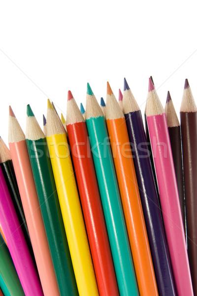 color pencils Stock photo © Grazvydas