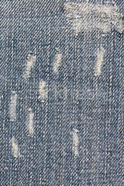 Farmernadrág textúra közelkép divat terv kék Stock fotó © Grazvydas