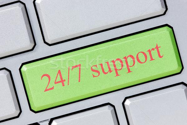 24/7 support  Stock photo © Grazvydas