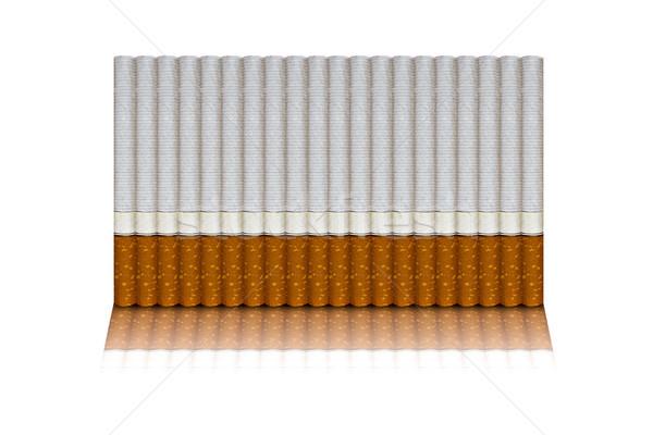 twenty cigarettes Stock photo © Grazvydas