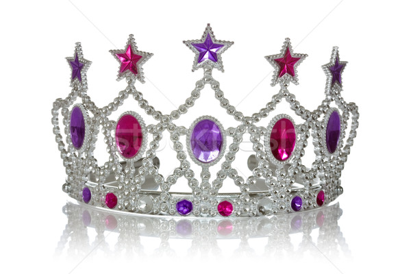 Stock photo: Princess crown