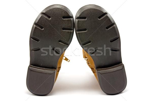shoes soles Stock photo © Grazvydas