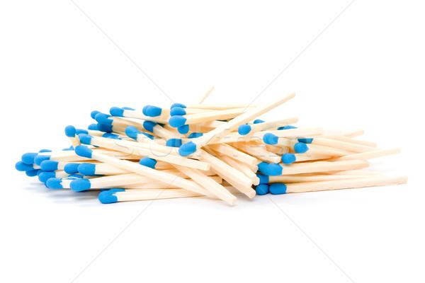 Pile of matches Stock photo © Grazvydas