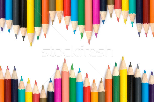 pencils with different color Stock photo © Grazvydas