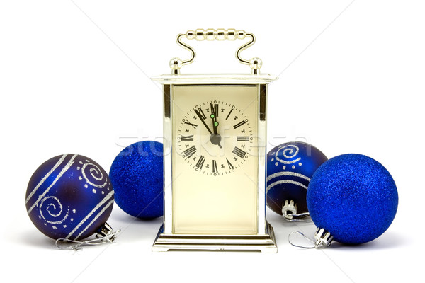 five minutes to New Year Stock photo © Grazvydas