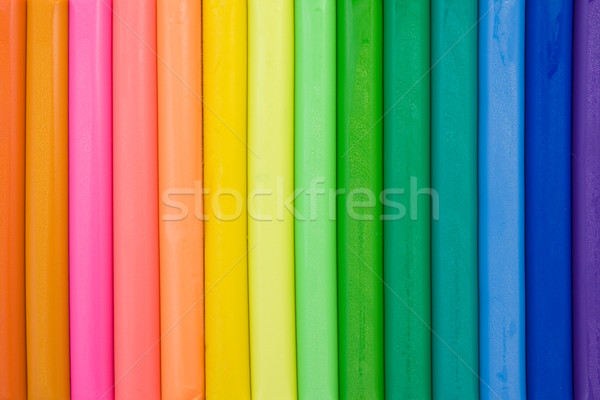 Colorful plasticine background  Stock photo © Grazvydas