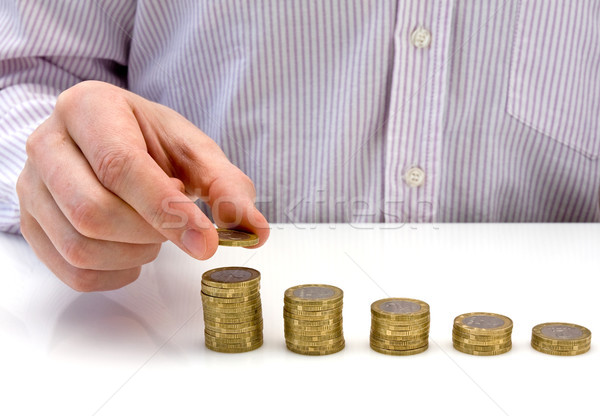 Increase your savings Stock photo © Grazvydas