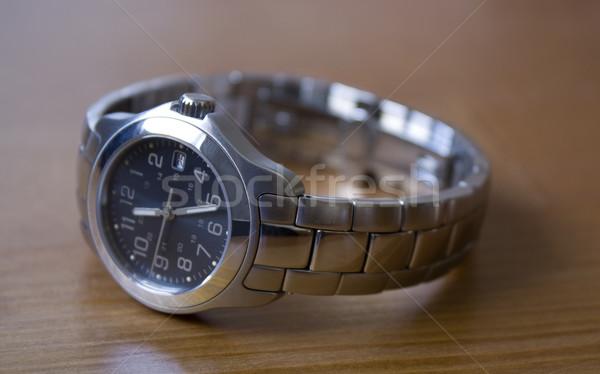 Stock photo: Wrist Watch