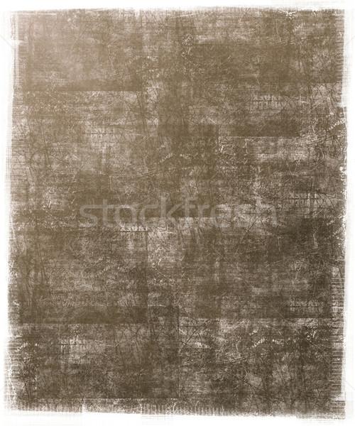 Metallic Gold Grunge Background Stock photo © grivet