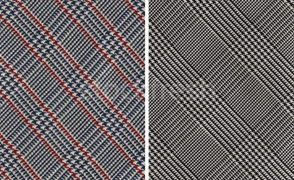 Classic Plaids Textile Swatches Stock photo © grivet