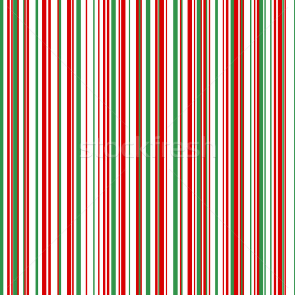 Stock photo: Christmas Theme Lined Paper
