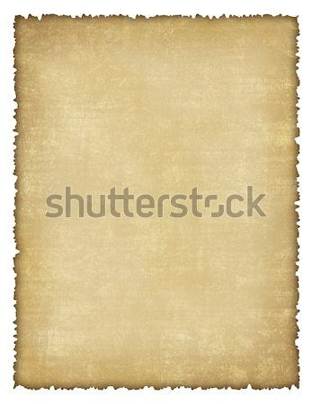 Old Textured Paper Stock photo © grivet